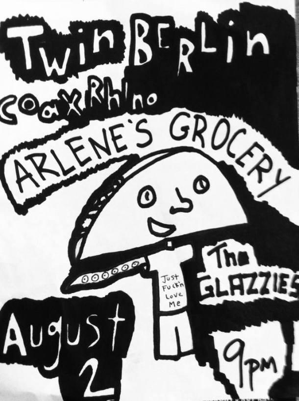 Twin Berlin Arlene's Grocery - August 2